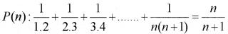 Plus One Maths Model Question Paper 1, 7