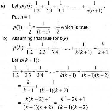 Plus One Maths Model Question Paper 1, 8