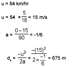 Plus One Physics Improvement Question Paper Say 2018, 1