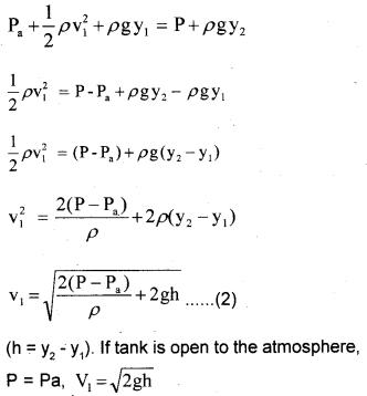 Plus One Physics Improvement Question Paper Say 2018, 25