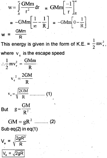 Plus One Physics Previous Year Question Paper March 2018, 2
