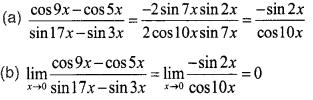 Plus One Maths Improvement Question Paper Say 2018, 2