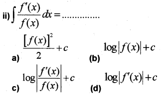 Plus Two Maths Model Question Papers Paper 1, 3