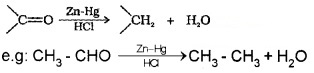 Plus Two Chemistry Notes Chapter 12 Aldehydes, Ketones and Carboxylic Acids 29