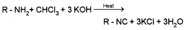 Plus Two Chemistry Notes Chapter 13 Amines 13