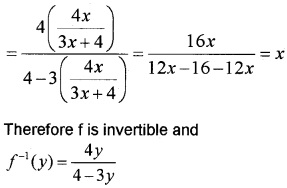 Plus Two Maths Chapter Wise Questions and Answers Chapter 1 Relations and Functions 3M Q11.2