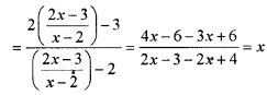 Plus Two Maths Chapter Wise Questions and Answers Chapter 1 Relations and Functions 4M Q6
