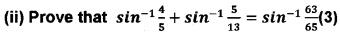 Plus Two Maths Chapter Wise Questions and Answers Chapter 2 Inverse Trigonometric Functions 4M Q4.1