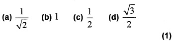 Plus Two Maths Chapter Wise Questions and Answers Chapter 2 Inverse Trigonometric Functions 4M Q6