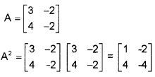 Plus Two Maths Chapter Wise Questions and Answers Chapter 3 Matrices 3M Q5