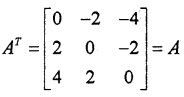 Plus Two Maths Chapter Wise Questions and Answers Chapter 3 Matrices 4M Q3.1