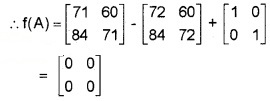 Plus Two Maths Chapter Wise Questions and Answers Chapter 3 Matrices 4M Q9.1