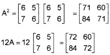 Plus Two Maths Chapter Wise Questions and Answers Chapter 3 Matrices 4M Q9