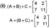Plus Two Maths Chapter Wise Questions and Answers Chapter 3 Matrices 6M Q2.1