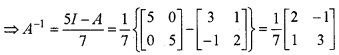 Plus Two Maths Chapter Wise Questions and Answers Chapter 3 Matrices 6M Q6.2