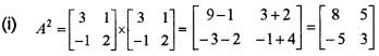 Plus Two Maths Chapter Wise Questions and Answers Chapter 3 Matrices 6M Q6