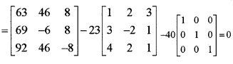 Plus Two Maths Chapter Wise Questions and Answers Chapter 3 Matrices 6M Q7.1