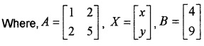 Plus Two Maths Chapter Wise Questions and Answers Chapter 4 Determinants 4M Q11
