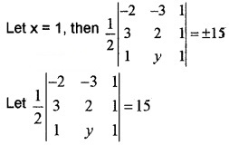 Plus Two Maths Chapter Wise Questions and Answers Chapter 4 Determinants 4M Q12
