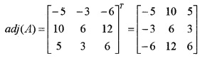 Plus Two Maths Chapter Wise Questions and Answers Chapter 4 Determinants 4M Q5.1