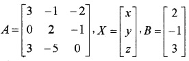 Plus Two Maths Chapter Wise Questions and Answers Chapter 4 Determinants 4M Q5