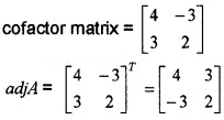 Plus Two Maths Chapter Wise Questions and Answers Chapter 4 Determinants 4M Q6