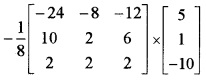 Plus Two Maths Chapter Wise Questions and Answers Chapter 4 Determinants 6M Q10.2