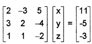 Plus Two Maths Chapter Wise Questions and Answers Chapter 4 Determinants 6M Q3.1