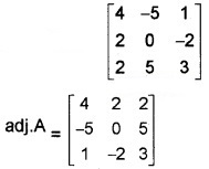 Plus Two Maths Chapter Wise Questions and Answers Chapter 4 Determinants 6M Q4