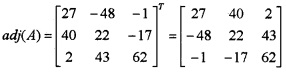 Plus Two Maths Chapter Wise Questions and Answers Chapter 4 Determinants 6M Q5.1