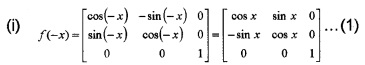Plus Two Maths Chapter Wise Questions and Answers Chapter 4 Determinants 6M Q6