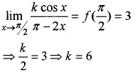 Plus Two Maths Chapter Wise Questions and Answers Chapter 5 Continuity and Differentiability 3M Q12.2