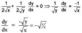 Plus Two Maths Chapter Wise Questions and Answers Chapter 5 Continuity and Differentiability 3M Q8.4