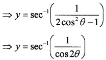 Plus Two Maths Chapter Wise Questions and Answers Chapter 5 Continuity and Differentiability 3M Q9.5