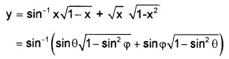 Plus Two Maths Chapter Wise Questions and Answers Chapter 5 Continuity and Differentiability 3M Q9.8