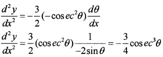 Plus Two Maths Chapter Wise Questions and Answers Chapter 5 Continuity and Differentiability 4M Q1.1