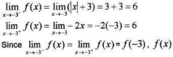 Plus Two Maths Chapter Wise Questions and Answers Chapter 5 Continuity and Differentiability 4M Q18