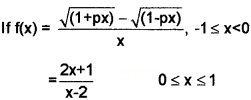 Plus Two Maths Chapter Wise Questions and Answers Chapter 5 Continuity and Differentiability 4M Q22