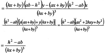 Plus Two Maths Chapter Wise Questions and Answers Chapter 5 Continuity and Differentiability 4M Q23.2