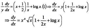 Plus Two Maths Chapter Wise Questions and Answers Chapter 5 Continuity and Differentiability 4M Q24.1