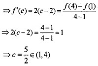 Plus Two Maths Chapter Wise Questions and Answers Chapter 5 Continuity and Differentiability 6M Q1