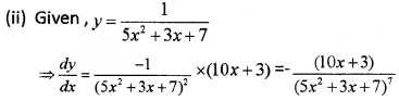 Plus Two Maths Chapter Wise Questions and Answers Chapter 5 Continuity and Differentiability 6M Q10.2
