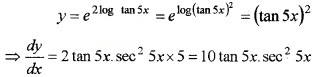 Plus Two Maths Chapter Wise Questions and Answers Chapter 5 Continuity and Differentiability 6M Q10.4