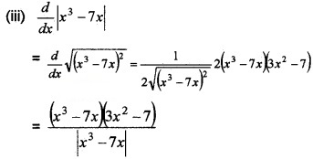 Plus Two Maths Chapter Wise Questions and Answers Chapter 5 Continuity and Differentiability 6M Q4.1