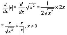 Plus Two Maths Chapter Wise Questions and Answers Chapter 5 Continuity and Differentiability 6M Q4