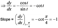 Plus Two Maths Chapter Wise Questions and Answers Chapter 6 Application of Derivatives 3M Q1