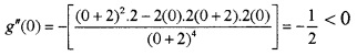Plus Two Maths Chapter Wise Questions and Answers Chapter 6 Application of Derivatives 3M Q17.5