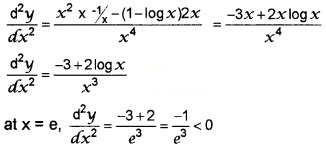 Plus Two Maths Chapter Wise Questions and Answers Chapter 6 Application of Derivatives 4M Q23.1