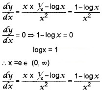 Plus Two Maths Chapter Wise Questions and Answers Chapter 6 Application of Derivatives 4M Q23