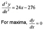 Plus Two Maths Chapter Wise Questions and Answers Chapter 6 Application of Derivatives 6M Q19